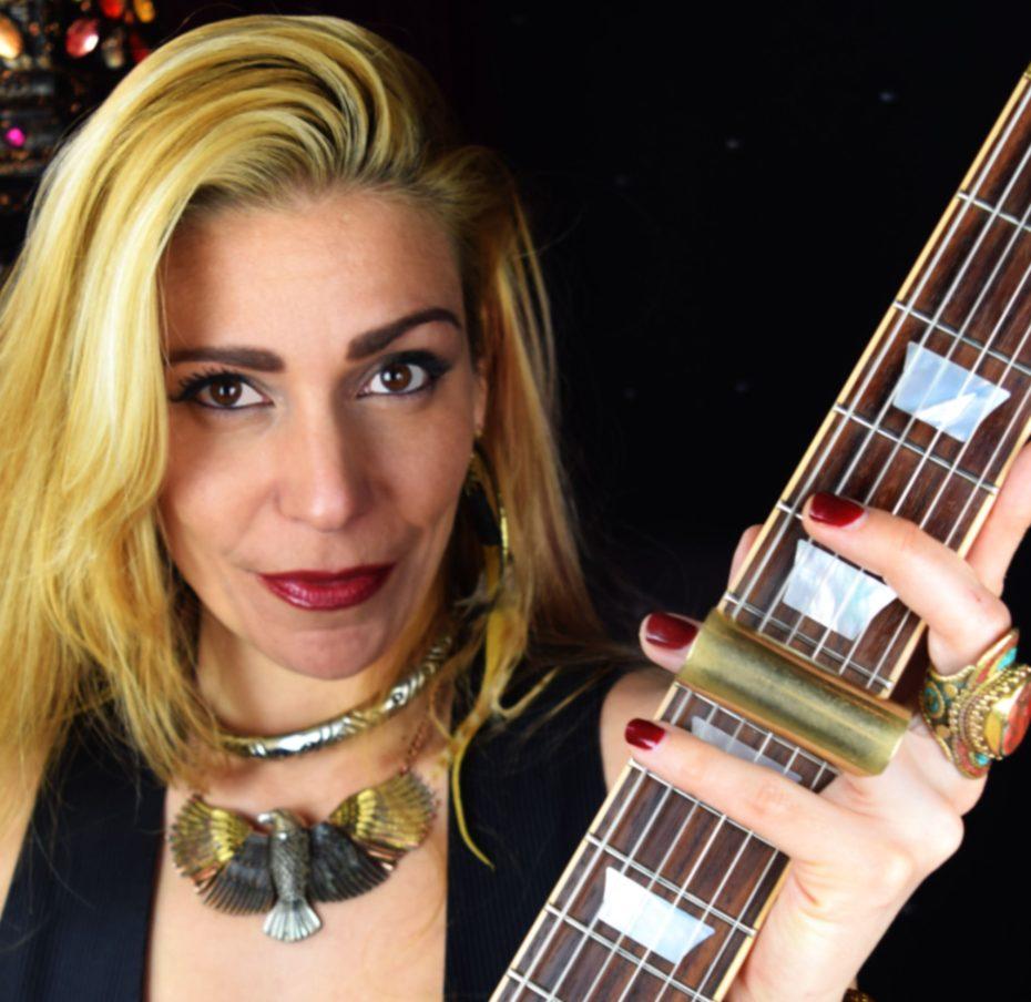 Teresa Topaz Guitar