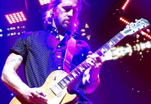 The Rock Slide used by Chris Shiflett Foo Fighters